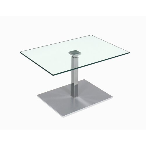 Sexton Coffee Table Metro Lane Colour: Silver