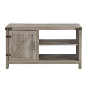 """Sheehy TV Stand for TVs up to 50"""" Gracie Oaks Colour: Grey Wash"""