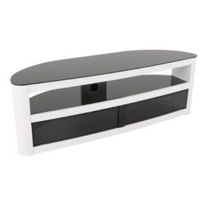 "Silwell TV Stand for TVs up to 70"" Ebern Designs Colour: White"