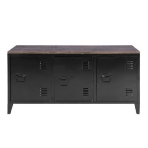 "Stowmarket TV Stand for TVs up to 55"" Williston Forge Colour: Black"