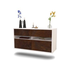 Streton TV Stand Ebern Designs Colour: Dark Oak