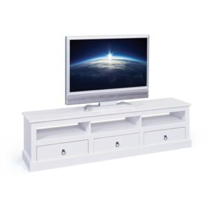 """Swansea TV Stand for TVs up to 70"""" Breakwater Bay"""