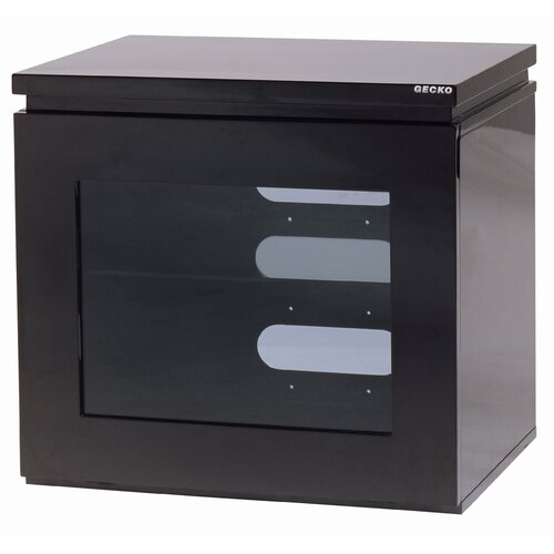 """TV Stand for TVs up to 22"""" Symple Stuff Finish: Black Gloss"""