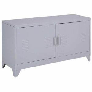 "TV Stand for TVs up to 42"" Symple Stuff Colour: Grey"
