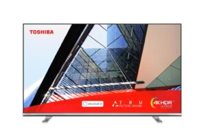 Toshiba 43 Inch 43UK4B63DB Smart 4K Alexa TV with HDR