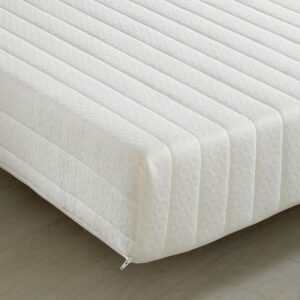 Touch 3-Zone Memory Foam Orthopaedic Rolled Mattress - 3ft Single (90 x 190 cm)