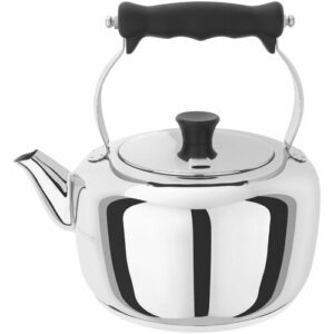 Traditional Stainless Steel Stovetop Kettle Stellar Capacity: 2 L