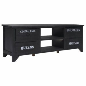 "Troche TV Stand for TVs up to 49"" Borough Wharf"