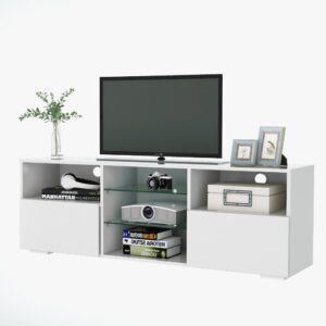 "Watervale TV Stand for TVs up to 65"" Metro Lane"