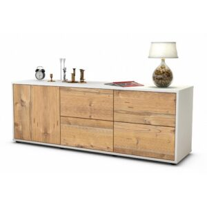 """Wulff TV Stand for TVs up to 39"""" Brayden Studio Colour: Pine / Matte White"""