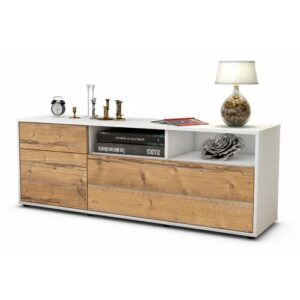 "Wycoff TV Stand for TVs up to 39"" Brayden Studio Colour: Pine / Matte White"