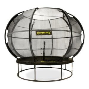 12' Trampoline with Safety Enclosure Freeport Park
