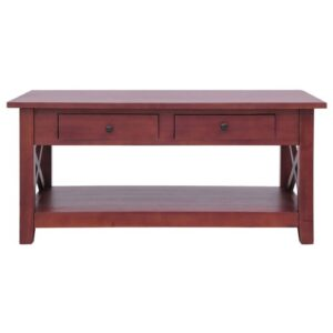 Abel Coffee Table with Storage ClassicLiving