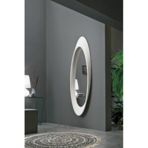 Alkire Full Length Mirror Ivy Bronx Finish: Corda