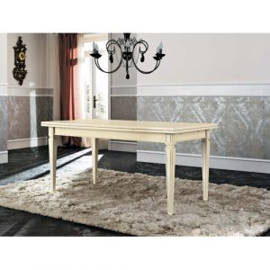 Asolana Extendable Dining Table Maronese Acf