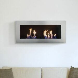 Astrid Bio-Ethanol Fireplace Belfry Heating