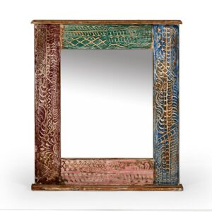 Blue Lagoon Wall Mirror Massivum