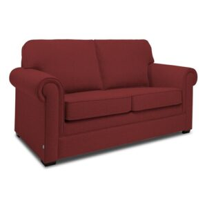 Classic Pocket 2 Seater Sofa Jay-Be Colour: Cranberry