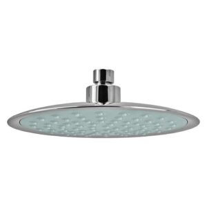 Corpuz Fixed Shower Head - Round Belfry Bathroom