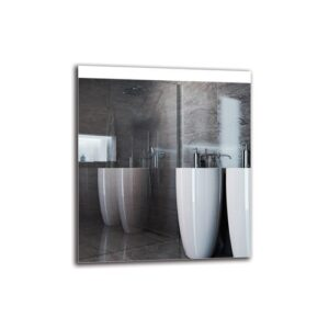Edel Bathroom Mirror Metro Lane Size: 80cm H x 70cm W