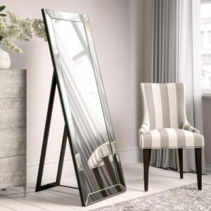 Gerald Full Length Mirror Canora Grey