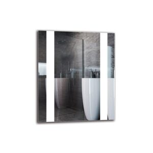 Gerlogh Bathroom Mirror Metro Lane Size: 60cm H x 50cm W