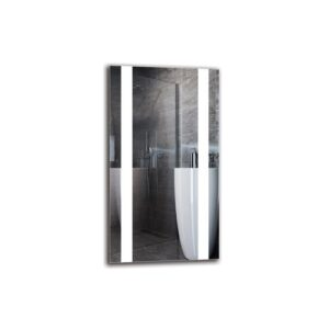Gerlogh Bathroom Mirror Metro Lane Size: 90cm H x 50cm W