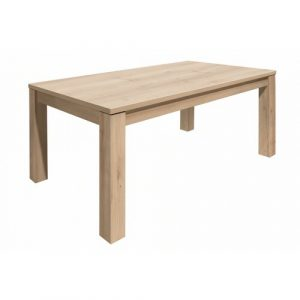 Gigante Dining Table Hazelwood Home Colour: Beech
