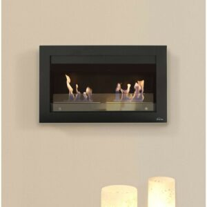Ginger Bio-Ethanol Fireplace Belfry Heating