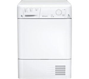 Hotpoint Condenser Tumble Dryer Aquarius TCM580BP - White, White