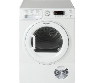 Hotpoint Tumble Dryer ULTIMA SUTCD97B6PM Condenser - White, White