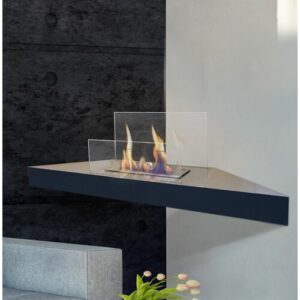 Imogen Bio Ethanol Fireplace Belfry Heating