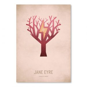 Jane Eyre Graphic Art East Urban Home
