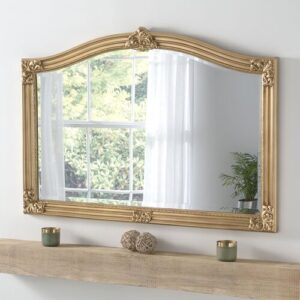 Kernberry Overmantle Mirror Astoria Grand