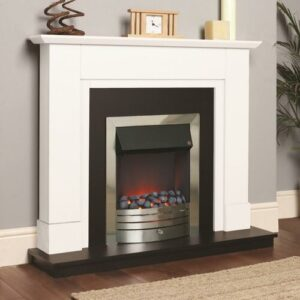 Lartington Electric Fireplace Suncrest