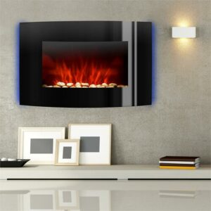 Lausanne Electric Fireplace Insert Klarstein