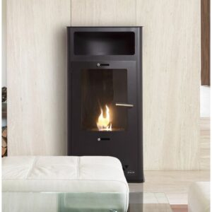 Levon Bio-Ethanol Fireplace Belfry Heating