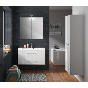 Macdougall 900 mm Bathroom Furniture Suite Ivy Bronx