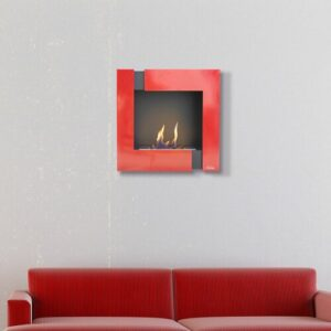 Maryellen Bio-Ethanol Fireplace Belfry Heating