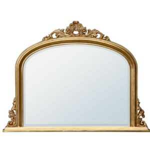Medici Overmantle Mirror Astoria Grand