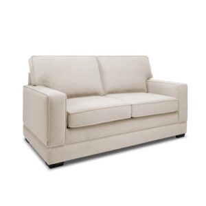 Modern Sofa 2 Seater Sofa Bed Jay-Be Upholstery Colour: Mink