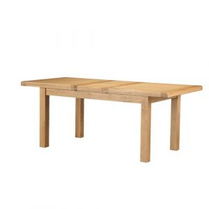 Montana Extendable Dining Table Hazelwood Home Size: H76 x L180 x W85cm
