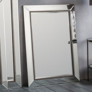 Myla Full Length Mirror Mercer41 Size: 110cm H x 80cm W