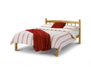 Pickwick Solid Pine Small Double Bed