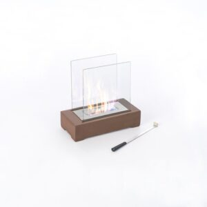 Raul Bio-Ethanol Tabletop Fireplace Belfry Heating