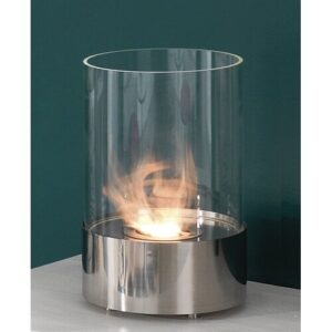 Ronan Warm Ethanol Fireplace Belfry Heating