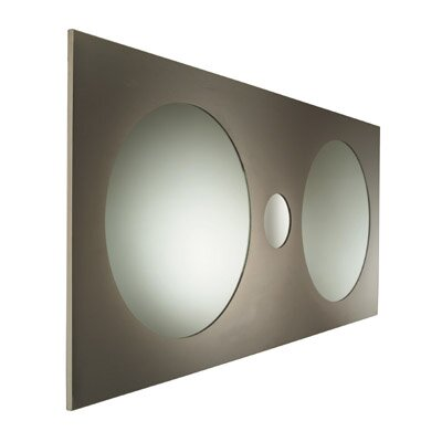 Sula Double Round Frame Mirror Belfry Bathroom