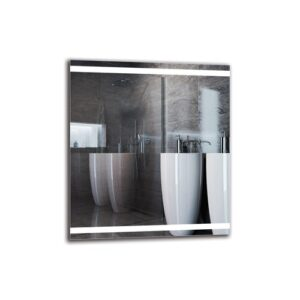Vahakn Bathroom Mirror Metro Lane Size: 90cm H x 80cm W