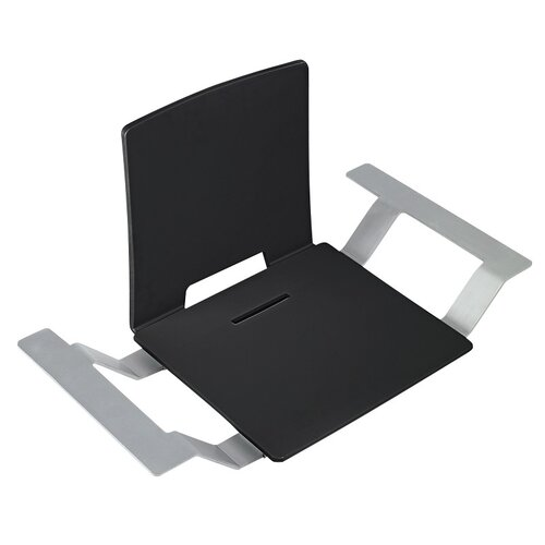 Vang Shower Chair Belfry Bathroom Finish: Black