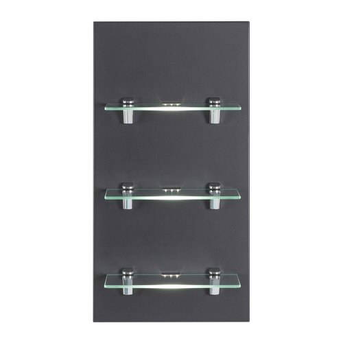 Viva LED Wall Shelf Belfry Bathroom Finish: Anthracite